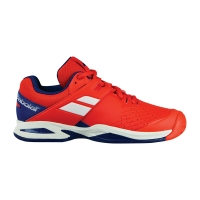 Кроссовки Babolat Junior Propulse All Court 32S18478 Red/Blue