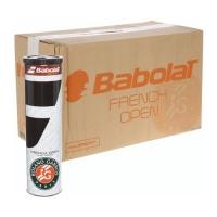 Мячи для большого тенниса Babolat French Open 4b Box x72 502034