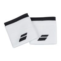 Напульсник Babolat Wristband Logo x2 5US18261 White/Grey