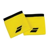 Напульсник Babolat Wristband Logo x2 5US18261 Yellow