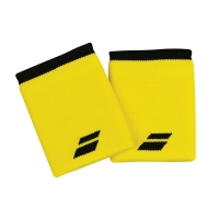Напульсник Babolat Wristband Logo Jumbo x2 5US18262 Yellow