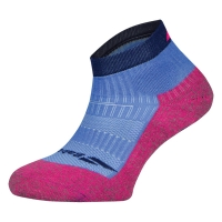 Носки спортивные Babolat Socks Pro 360 W 5WS18322 Cyan/Blue