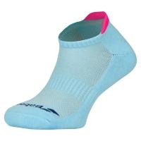 Носки спортивные Babolat Socks Invisible W x2 5WS18361 Turquoise