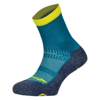 Носки спортивные Babolat Socks Pro 360 M 5MS18322 Blue/Yellow