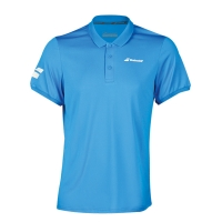 Поло Babolat Polo Shirt JB Core Club 3BS18021 Cyan