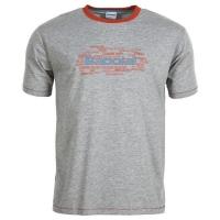 Футболка Babolat T-shirt JB Training Basic 42F1582 Grey