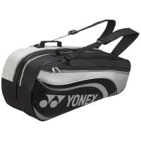 Чехол 4-6 ракеток Yonex 8826 EX Black/Grey