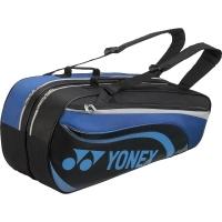 Чехол 4-6 ракеток Yonex 8826 EX Black/Blue