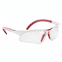 Очки для сквоша Tecnifibre Squash Protection Glasses 54SQGLASSS White
