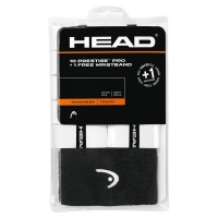 Овергрип Head Overgrip Prestige Pro Overwrap x10 + Wristband 285095 White