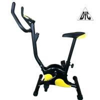 Велотренажер DFC B8012 Black/Yellow