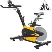 Велотренажер DFC B10 Black/Yellow
