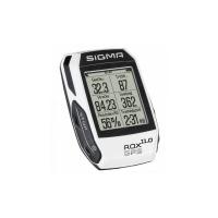 Велокомпьютер Sigma ROX GPS 11.0 Set 01009 White