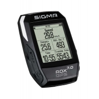 Велокомпьютер Sigma ROX GPS 7.0 01004 Black