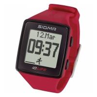 Умные часы Sigma Sport iD.LIFE 24620 Red