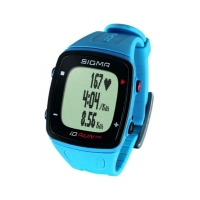 Умные часы Sigma Sport iD.RUN HR 24910 Cyan
