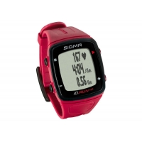 Умные часы Sigma Sport iD.RUN HR 24920 Red