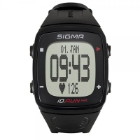Умные часы Sigma Sport iD.RUN 24800 Black