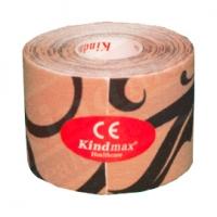 Тейп KINDMAX Classic Cotton Disigned Tatoo Flower TK50-01 50x5000mm