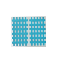 Аппликация KINDMAX Crosstape Acupuncture X03 x2 Blue