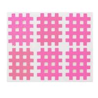 Аппликация KINDMAX Crosstape Acupuncture X02 x6 Pink