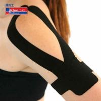Аппликация KINDMAX Kinesio Applications Плечо/Лопатка KP-Shoulder x3 Black