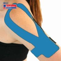 Аппликация KINDMAX Kinesio Applications Плечо/Лопатка KP-Shoulder x3 Blue