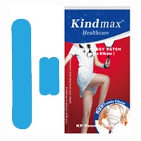 Аппликация KINDMAX Set Локоть теннисиста KP-TennisElbow Blue