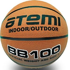 Мяч для баскетбола ATEMI BB100