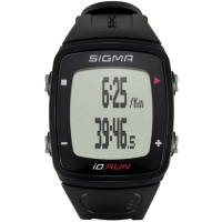 Умные часы Sigma Sport iD.RUN HR 24900 Black