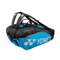 Чехол 7-9 ракеток Yonex 9829EX Pro Cyan/Black