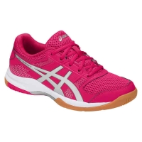 Кроссовки Asics Gel-Rocket 8 Lady B756Y 700 Pink