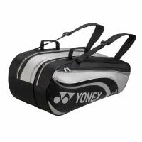 Чехол 7-9 ракеток Yonex 8829EX Grey/Black