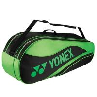Чехол 4-6 ракеток Yonex 4836EX Green/Black
