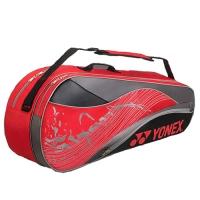 Чехол 4-6 ракеток Yonex 4826EX Red/Black