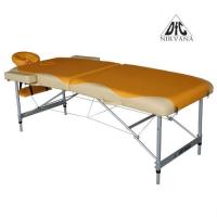 Массажный стол Nirvana Elegant PREMIUM TS2010 DFC Orange/Beige