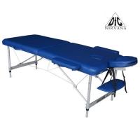 Массажный стол Nirvana Elegant LUXE TS2010 DFC Dark Blue