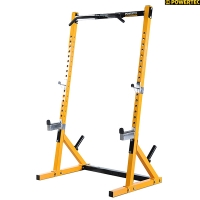 Силовая стойка Half Rack WB-HR14 Powertec Yellow