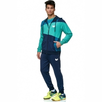 Костюм Butterfly Sport Suit M Mito Blue