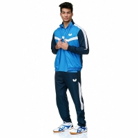 Костюм Butterfly Sport Suit M Kitao Blue