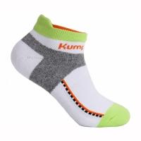 Носки спортивные Kumpoo Socks KSO-65M x1 White/Green