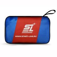 Чехол для ракеток Single Start Line SL 4004 Blue/Red