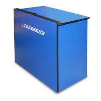 Стол судейский Start Line Referee Table Folding 3002-1