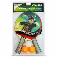 Набор для настольного тенниса Double Fish CK-301 (2r, 3b)