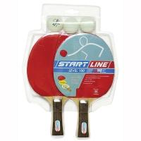 Набор для настольного тенниса Start Line Level 100 (2r, 3b) 61-200