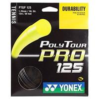 Струна для тенниса Yonex 12m PolyTour Pro PTGP125YX Graphite