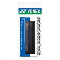 Грип Yonex Grip AC134EX Twin Wave Grap x1 Black