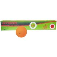 Мячи ATEMI 2* ATB201 40+ Plastic x6 Orange