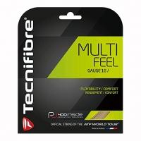 Струна для тенниса Tecnifibre 12m MultiFeel 02GMULB Natural