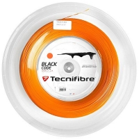 Струна для тенниса Tecnifibre 200m BlackCode 04RBLFI Orange